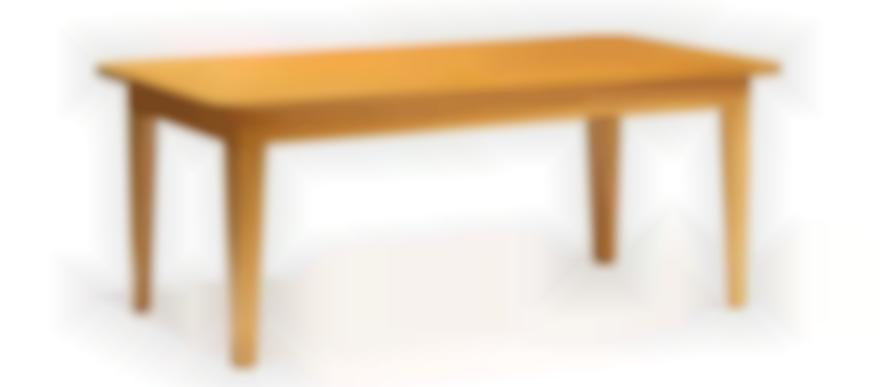 Roy McMakin-Cove Dining Table-