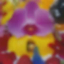 Marc Quinn-Pitons Of St Lucia-2010