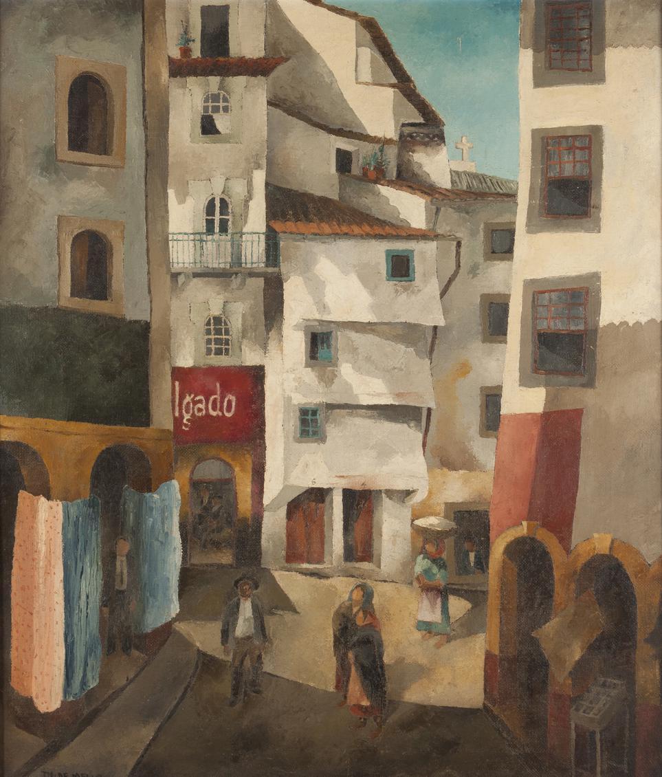 Thomaz de Mello-Rua Dos Gatos, Coimbra-1958