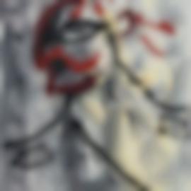 Jonathan Meese-Stulp Dein Leben Hervor, Spiel Deine Naturlichen Skulpturen Aus, Ei-Ei-Ei, Es Bringts, Sei Rumlumpupsie...-2011