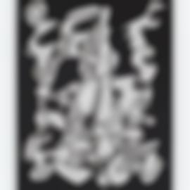 Jean Dubuffet-Arborescences I-1971