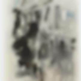 Georg Baselitz-Untitled-1976