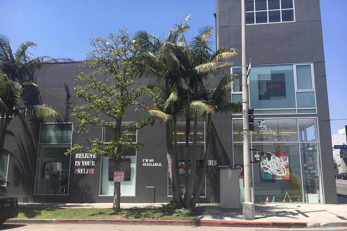 5Art Gallery Los Angeles