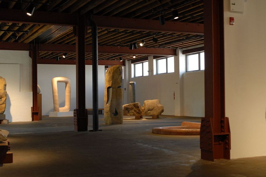 THE NOGUCHI MUSEUM - PBS PROFILE PRODUCED BY DUTCH RALL