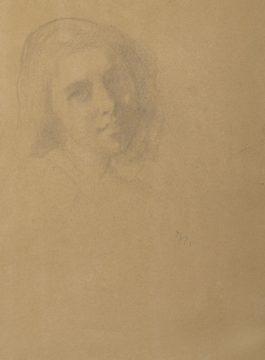 Balthasar Klossowski De Rola Dit Balthus - Portrait De Laurence B.-1947