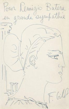 Francoise Gilot-Autoportrait-1965