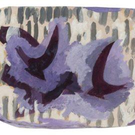 Georges Braque-* Lordre Des Oiseaux-1962