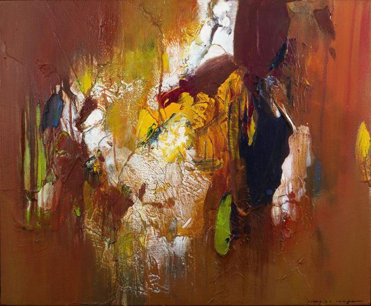 Wang Yan Cheng-La Clairiere-2006