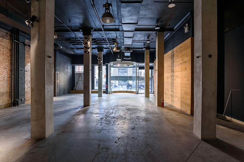 718 Broadway, fair venue of Moniker NY 2019