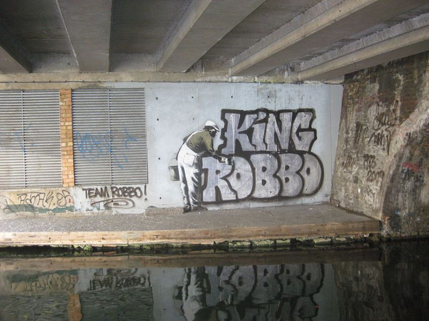 Artist of the Week - King Robbo