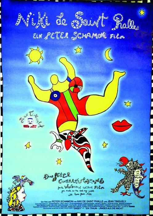 Niki de Saint Phalle-Niki de Saint Phalle Film - Ein Peter Schamoni Film NFA-1996