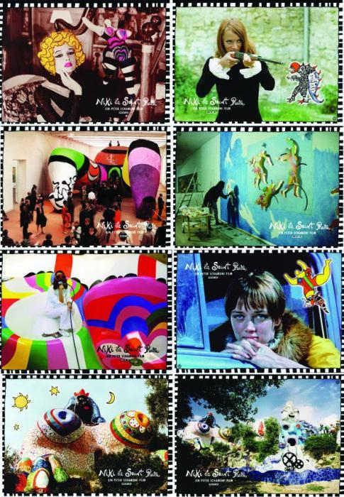 Niki de Saint Phalle-Niki de Saint Phalle Film - Ein Peter Schamoni Film NFA-1990