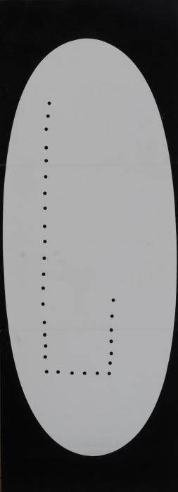 Lucio Fontana-Mostra grafica internazionale-