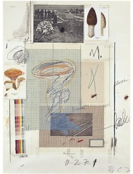 Cy Twombly-Natural History, Part I, No.VII-1974