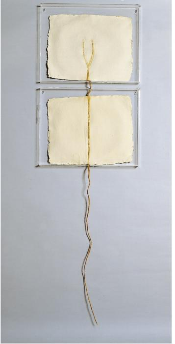 Robert Rauschenberg-Robert Rauschenberg - Page 4 (From Pages And Fuses)-1974