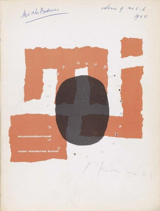 Lucio Fontana-Museum journaal-1964