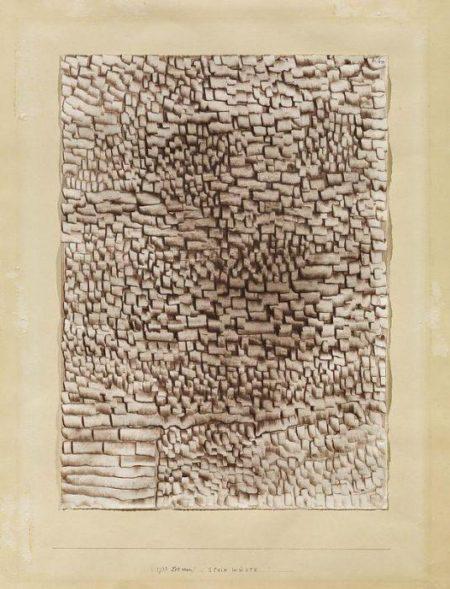 Paul Klee-Deserto Di Pietra (Steinwuste)-1933