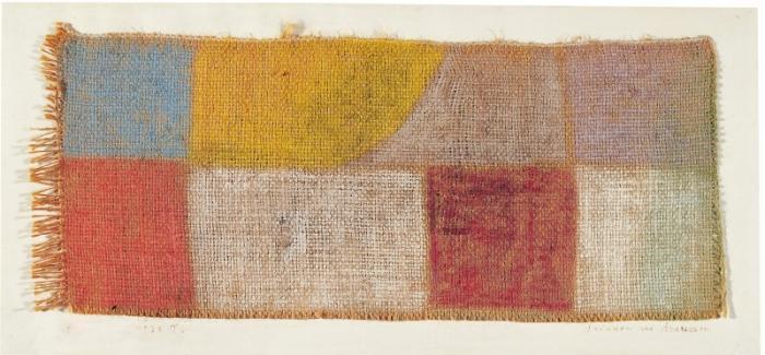 Paul Klee-Drinnen und Draussen (Dentro E Fuori)-1938