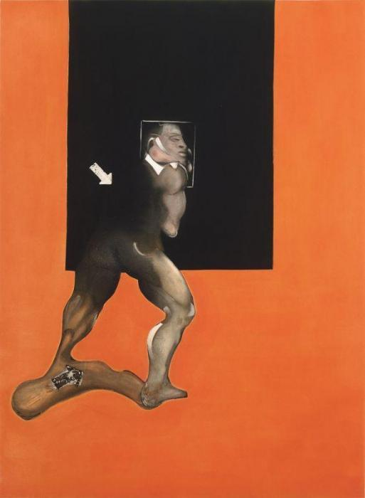 Francis Bacon-Study from a Human Body-1992