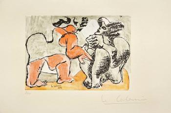 Le Corbusier-Sujets d'une suite d'apres des oeuvres de 1932 a 1936-1938