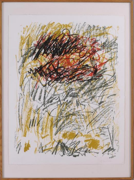 Joan Mitchell-Abstract-
