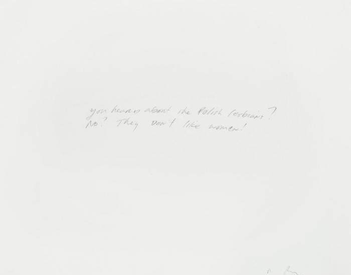 Richard Prince-Untitled (Joke)-1990