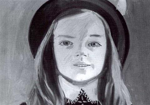 Alex Katz-Amanda-1973