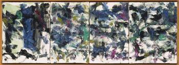 Joan Mitchell-Untitled-