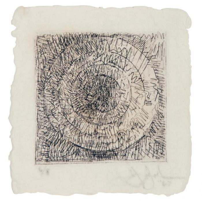 Jasper Johns-Target (Universal Limited Art Editions 38)-1967