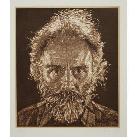 Chuck Close-Lucas-1988