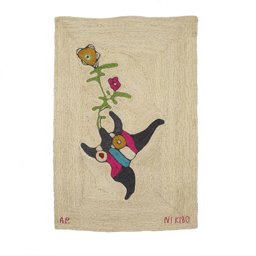 Niki de Saint Phalle-Tapestry-1980