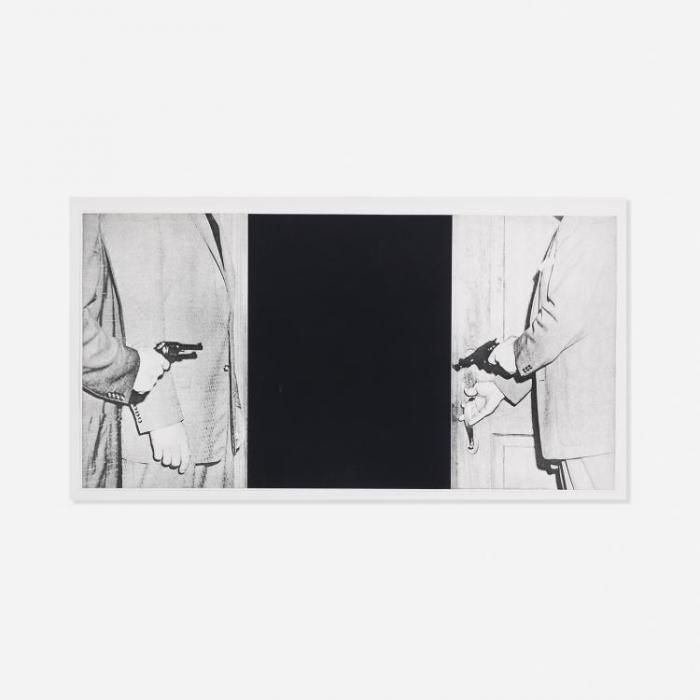 John Baldessari-Large Door-1986