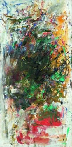 Joan Mitchell-Le chemin des ecoliers II-1961
