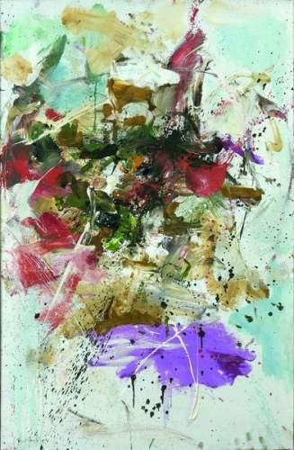 Joan Mitchell-Buissonniere III-1961
