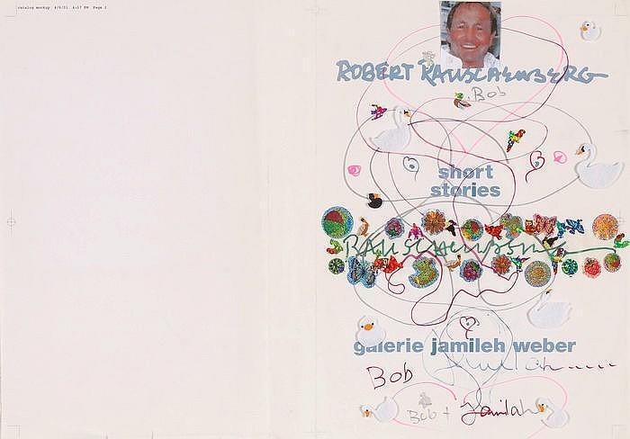 Robert Rauschenberg-Robert Rauschenberg - Short stories-