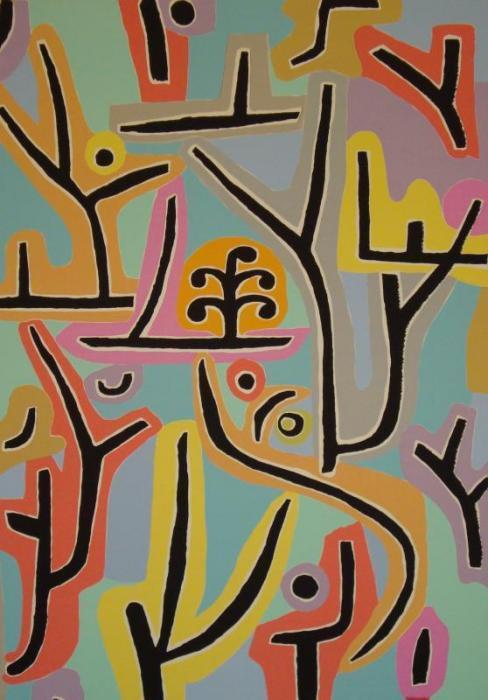 Paul Klee-Park Bei Luzern-1938