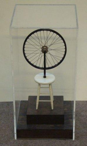 Marcel Duchamp-Cibycle Wheel (roue De Velo)-