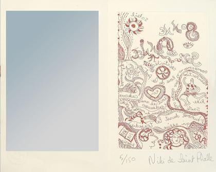 Niki de Saint Phalle-Miroir-1992