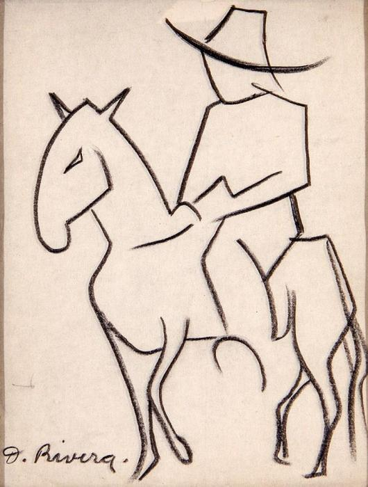 Diego Rivera-Untitled-