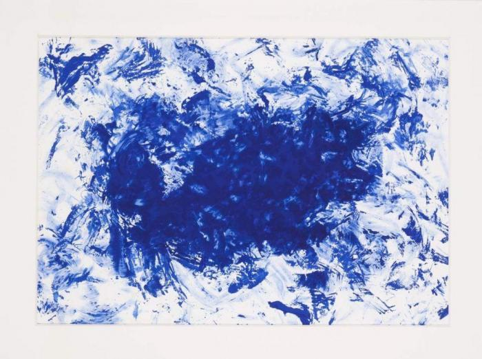 Yves Klein-Anthropometrie Ant. 83-