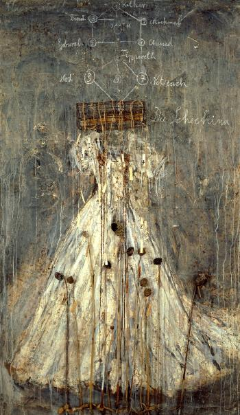 Anselm Kiefer-Schechina-1999