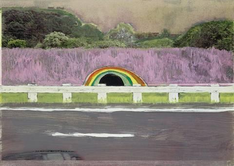 Peter Doig-Country Rock-1999