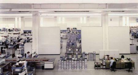 Andreas Gursky-Siemens, Amberg-1991