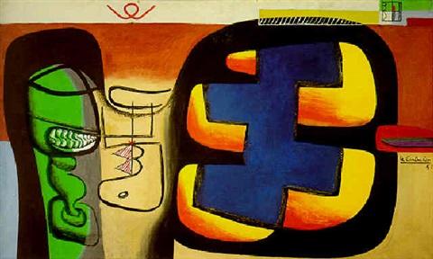 Le Corbusier-Arioste Simla-1951
