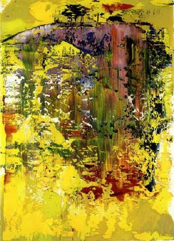 Gerhard Richter-1.5.1989 (1. Mai 1989)-1989