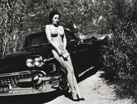 Helmut Newton-Hollywood Hills-1986