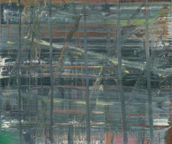 Gerhard Richter-Abstraktes Bild 754-3 (Abstract Painting 754-3)-1992