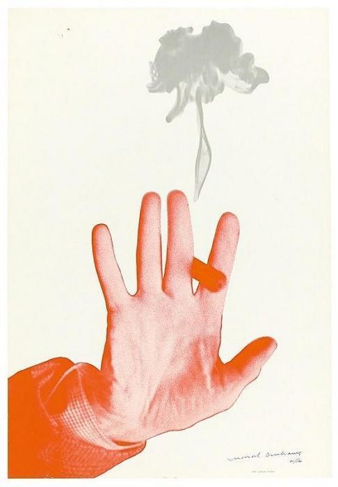 Marcel Duchamp-Poster for the Editions et Sur Marcel Duchamp' Exhibition-1967