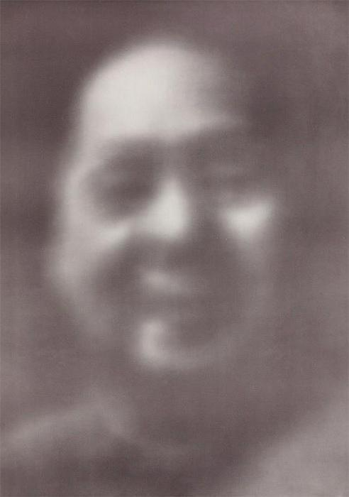 Gerhard Richter-Mao-1968