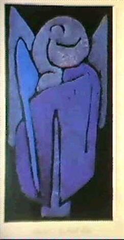 Paul Klee-Fruchtende Blute (Blossom In Fruit)-1939